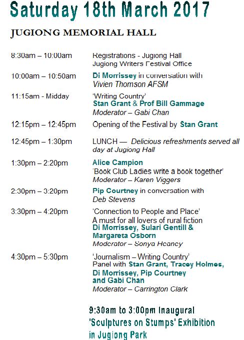 Saturday programme 2